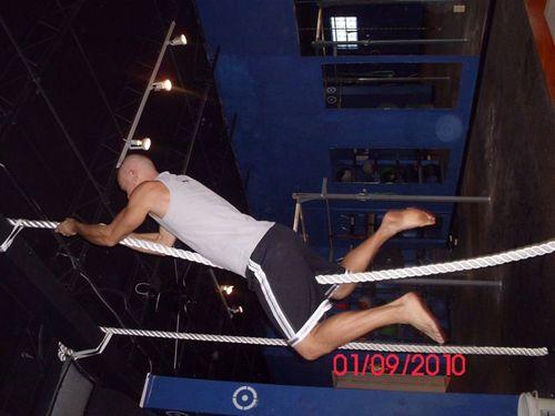 Lp rope climb no feet